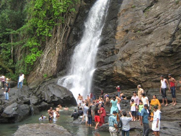 Soochippara Waterfalls - Kerala Tourism